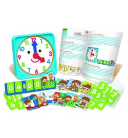 Tell Time Learning Clock