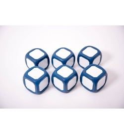 Magnetic Write/Wipe Dice 52mm