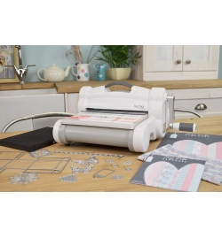 Μηχανή Sizzix Big Shot Plus Starter Kit