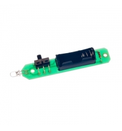 LED Torch Kit With Battery