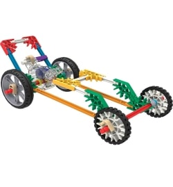 STEM Explorations – Vehicles Building Set K'NEX