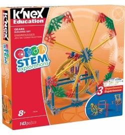 STEM Explorations – Gears Building Set K'NEX