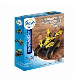 Engineering Makerspace Off-Road Rovers - Gigo
