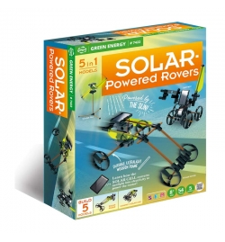 Solar-Powered Rovers - Gigo