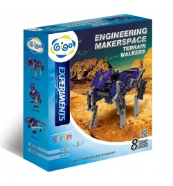 Engineering Makerspace Terrain Walkers - Gigo