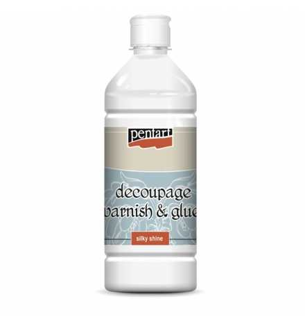 Decoupage Glue & Varnish 500ml - Pentart